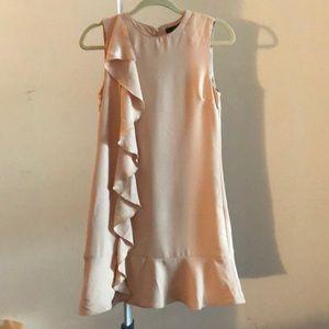 BNWT Zara dress with frill